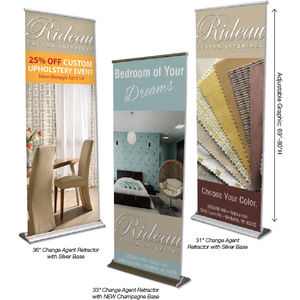 Custom Banner Stands & Displays